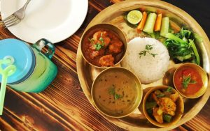 Traditional Nepalese Food