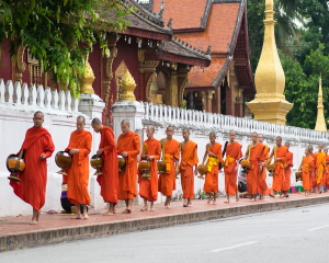 Bangkok to Laos Mysteries