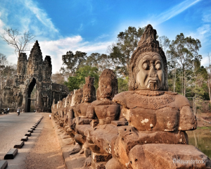 Angkor Explorers 4 days