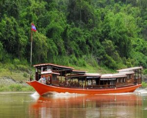 Luang say Mekong Cruise 3 days