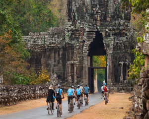 Siem Reap On Wheels 5 days