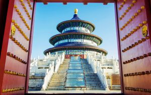 Temple of Heaven is a masterpiece of architecture and landscape design