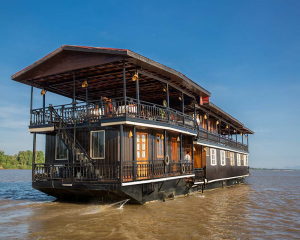 Vat Phou Mekong Cruise 3 days