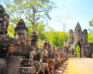 Like a local in Cambodia, Vietnam and Laos 22 days