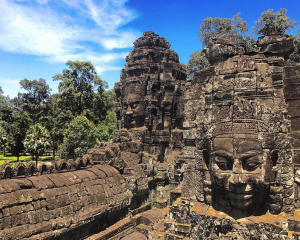 Fullday tour Angkor Wat