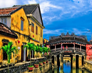 Luxury Saigon And Ancient Hoi An Relaxation 9 Days
