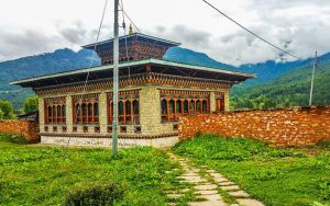 Jambay Lhakhang in Peaceful Valley