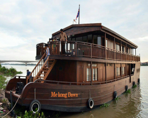 Mekong Dawn Cruise Phnom Penh – Siem Reap or Siem Reap – Phnom Penh 4 Days