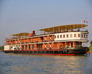 Pandaw Cruise 4 days Phnom Penh and Siem Reap