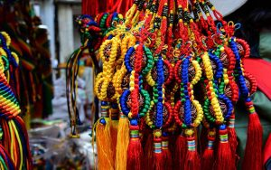 Souvenirs Sold on Barkhor Street
