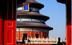 Temple of Heaven Is A Masterpiece of Chinese Architecture