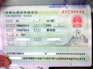 Get A Chinese Visa in Ho Chi Minh City
