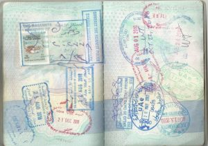 how to get a visa to Taiwan